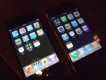 iPod touch & iPhone