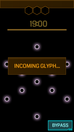 Ingress Glyph HACK