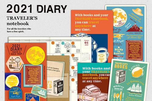 2021 Travelers Norw diary
