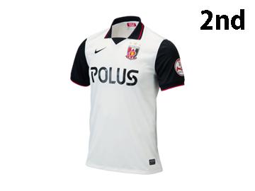 浦和レッズ2014ユニフォーム2nd