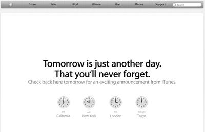 Apple-iTunes US